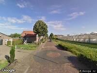 112 melding Brandweer naar Schoolstraat in Molenschot vanwege verkeersongeval