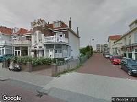 112 melding Ambulance naar Zeestraat in Zandvoort