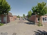 112 melding Brandweer naar Tabaksstraat in Deventer