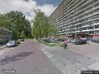 Ambulance naar Aalscholverlaan in Vlaardingen