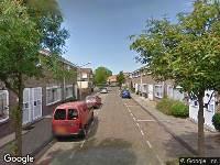 112 melding Ambulance naar Bloemluststraat in Wassenaar