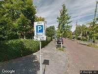 112 melding Ambulance naar Herenweg in Wassenaar