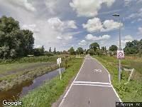 112 melding Ambulance naar Kandelaarweg in Rotterdam