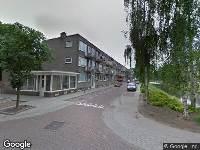 112 melding Ambulance naar Bevelandsestraat in Rotterdam