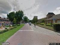 112 melding Ambulance naar Verbeetenstraat in Breda