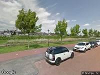 112 melding Ambulance naar Charley Tooropsingel in Rotterdam