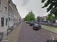 Brandweer naar Westvoorstraat in Oud-Beijerland