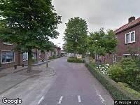 112 melding Ambulance naar Jan van Amstelstraat in Gemert