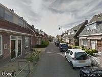 Ambulance naar Julianastraat in Heerjansdam