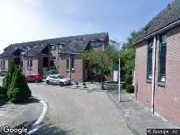 112 melding Ambulance naar Borgerdiep in Zaandam