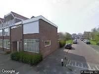 112 melding Ambulance naar Schipbeekstraat in Den Helder