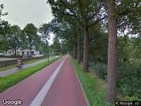 Brandweer naar Waterleidingstraat in Rosmalen vanwege brand