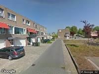 112 melding Ambulance naar Hoendiep in Dordrecht