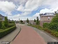 112 melding Ambulance naar Slotlaan in Oostvoorne