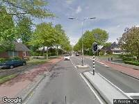 112 melding Politie naar Sondervick in Veldhoven vanwege ongeval met letsel