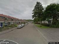 112 melding Brandweer naar Frans Halsstraat in Rozenburg vanwege brand