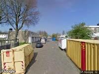 112 melding Ambulance naar Zuiderzeestraat in Den Helder