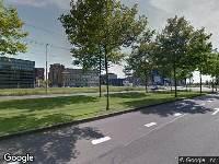 112 melding Ambulance naar Westzeedijk in Rotterdam