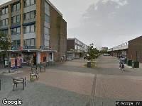 112 melding Brandweer naar Marsdiepstraat in Den Helder vanwege brand