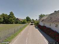 Traumahelikopter naar Molenstraat in Est