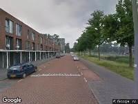 112 melding Brandweer naar Keizersmantelweg in Hoogvliet Rotterdam vanwege een liftopsluiting