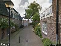 112 melding Ambulance naar Schoolstraat in Voorburg