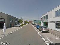 112 melding Politie naar Stolwijkstraat in Rotterdam vanwege ongeval met letsel