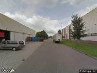112 melding Ambulance naar Bedrijfsweg in Alphen aan den Rijn