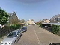 112 melding Ambulance naar Praamstraat in Den Helder