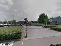 Ambulance naar Burgemeester Brokxlaan in Tilburg
