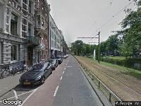 112 melding Brandweer naar Eendrachtsweg in Rotterdam vanwege brand