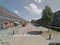 112 melding Ambulance naar Jupiterstraat in Zwijndrecht