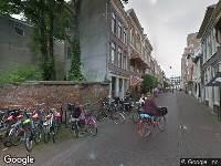 112 melding Ambulance naar Gierstraat in Haarlem