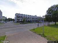 112 melding Ambulance naar Vliestroom in Alphen aan den Rijn