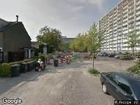 Ambulance naar Tweelingenstraat in Dordrecht