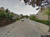 112 melding Ambulance naar Ruitwagen in Hoogvliet Rotterdam