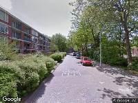 Ambulance naar Wagenaarstraat in Delft