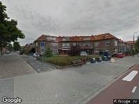 112 melding Ambulance naar Rozenboomlaan in Voorburg