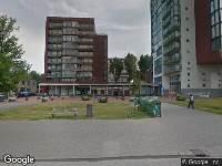 Ambulance naar Vlissingenplein in Rotterdam