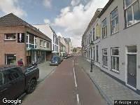 Ambulance naar Ginnekenweg in Breda