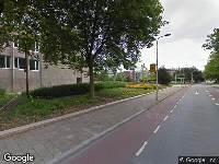 Brandweer naar Luttenbergstraat in Zwolle
