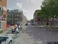112 melding Ambulance naar Korfmakersstraat in Rotterdam