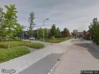 Ambulance naar Burgemeester Brouwerstraat in Zwijndrecht