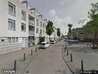 112 melding Brandweer naar Korfmakersstraat in Rotterdam