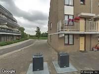 112 melding Brandweer naar Groenrand in Leiden