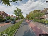 112 melding Ambulance naar Deijlerweg in Wassenaar