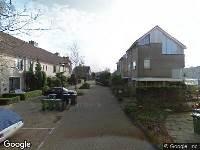 112 melding Ambulance naar Lindenhoflaan in Wassenaar