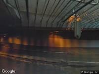 112 melding Politie naar Willemstunnel in Arnhem
