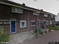Ambulance naar P.C. Hooftstraat in Zwijndrecht
