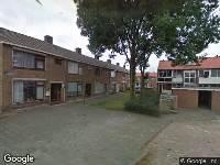 112 melding Ambulance naar Heeremanstraat in 's-Gravendeel